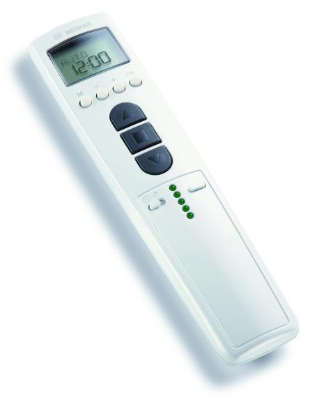 becker handheld transmitter tc445 viomal s a. Black Bedroom Furniture Sets. Home Design Ideas